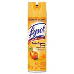 (3 Pack Value Bundle) REC81546 Disinfectant Spray Citrus Meadow Scent 19 oz Aerosol