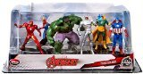 Disney-Marvel-Avengers-Avengers-6-Piece-PVC-Figure-Set