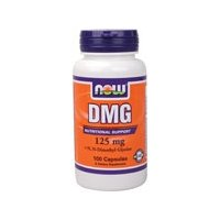 Now Foods Dmg 125Mg - 100 Caps ( Multi-Pack)