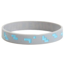21CCHi6nu9L Buy  Official Licensed Minecraft Diamond Crafting Bracelet Size MEDIUM (Kids under 14)