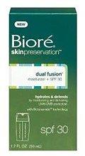 Biore Dual Fusion Moisturizer with SPF 30 - 1.7 oz.