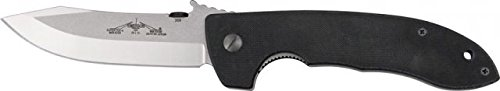 Emerson Super Cqc-8 Wave Folding Knife,Standard Edge Blade, G10 Composite Handle Sup Cqc8 Sf