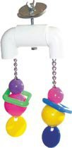 Cheap PVC Bead Twirl Bird Toy (B00061UXQE)
