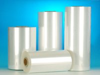 "20"" 75 Gauge Polyolefin Shrink Film 500 Feet Cf"