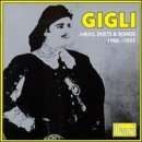 Gigli-Arias & Songs