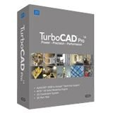 TurboCAD Pro 14 Platinum CAD Software