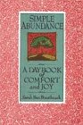Simple Abundance - A Daybook Of Comfort And Joy (0593041410) by Sarah Ban Breathnach