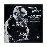 Warm Tenor ~ Zoot Sims