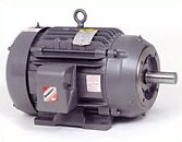 15hp 1760RPM 254TC Frame 208-230/460 Volts TEFC (Rigid Base) Baldor Electric Motor # CM2333T Picture