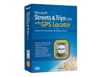 Streets & Trips (gps) 2006 Win 32 Gov T Only (Streets And Trips Software compare prices)