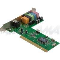 PPA International 1431V 6 Channels 16-bit PCI Sound Card Retail