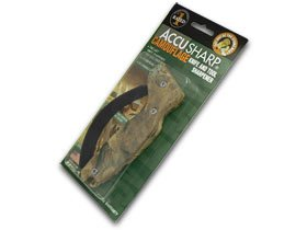 Accusharp Camouflage Handle Tungsten Carbide Pocket Knife Knives And Tool Sharpener