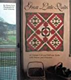 Great Little Quilts: 45 Antique Crib and Doll-Size Quilts With Patterns and Directions