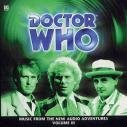BBC Russell Stone Doctor Who Audio CD - Music From The New Audio Adventures