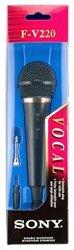 Sony FV220 Dynamic Microphone, Cardioid