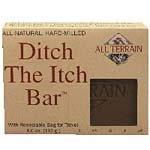 All Terrain Ditch the Itch Bar Bar Soaps 4 oz. (a) by All Terrain