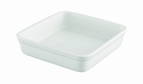 Wilton Perfect Results Professional Stoneware Square Baker, 9 by 9-Inch