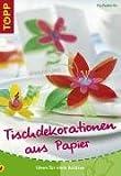 Image de Tischdekorationen aus Papier: Ideen für viele Anlässe