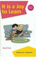 It Is A Joy To Learn (Kindergarten Phonic) (Christian Liberty Press Phonics compare prices)