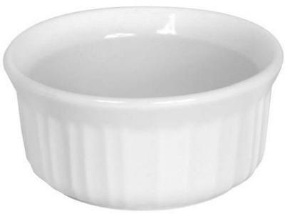 World Kitchen 6022472 Corningware 7-oz. French White Ramekin Little Dish