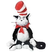 Manhattan Toy Dr. Seuss Cat in the Hat - Large