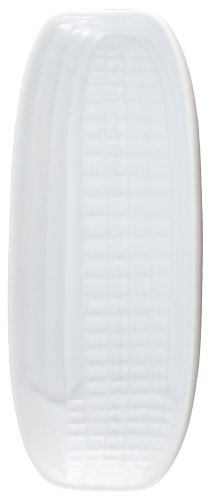 Hic Porcelain Corn Dish 9.5- By 4.25-Inch