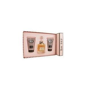 Juicy Couture By Juicy Couture For Women. Gift Set ( Eau De Parfum Spray 3.4 Oz + Frothy Shower Gel 4.2 Oz + Body Sorbet 4.2 Oz )