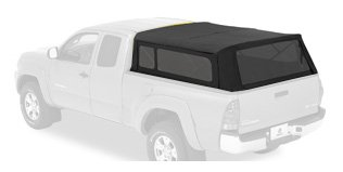 Bestop 76301-35 Black Diamond Supertop for Truck Bed Cover (6.0' Bed) for 2004-2016 Toyota Tacoma (Truck Bed Soft Top compare prices)