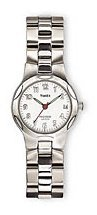 Женские наручные часы Timex Indiglo Ladies Silver Casual Watch T21462