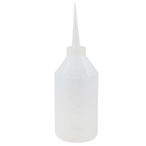 500 ml, Kunststoff, weiß, Spender, leer Sauce Squeeze Bottle