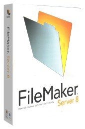 Filemaker Server 8 (PC & Mac)