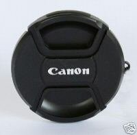 72mm Lens Cap For Canon Digital Camera