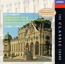 Schubert: Symphonies 8 & 9 / Krips