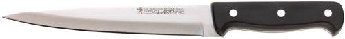 J.A. Henckels International Eversharp Pro 8-Inch Stainless-Steel Carving Knife