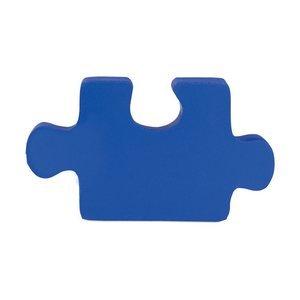 Anti-Stress-Puzzle aus 100% PU - Knet-Puzzle (blau)