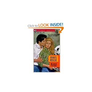 Ryan'S Rescue (Harlequin Silhouette Intimate Moments) Karen Leabo