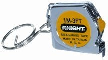 Tape Measure Key Chain front-1004144