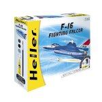 Heller - 49904 - Maquette - F-16 Fighting Falcon - Echelle 1:144