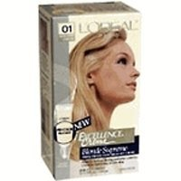 L'Oreal Paris Excellence To-Go 10-Minute Crème Colorant, Extra Light Ash Blonde