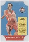 Kevin Martin Houston Rockets (Basketball Card) 2011-12 Panini Past and Present Bread for Health #36