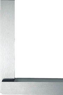 ユニ 焼入台付スコヤー(JIS1級) 125mm ULAY125