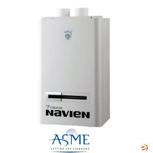 CH-240-ASME-NG, Combi Condensing Commercial Gas Water Heater/Boiler 9