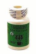 3 Ballerina Herbal Slim Capsule 30 Capsules