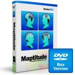 Maptitude 2016 Mapping Software