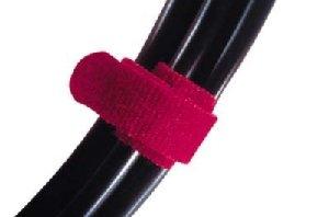 Rip-Tie Velcro Cable Wrap 1 2 X 8 Lite Assrt ColorsB0000WUN1O