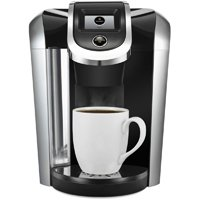 Keurig K475 Single Serve Programmable K- Cup Pod Coffee Maker with 12 oz brew size and temperature control, Black (Keurig K200 compare prices)