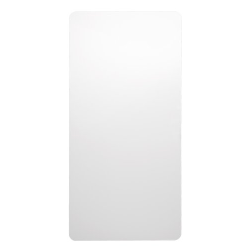 Excel Dryer 89W Plastic XLERATOR Wall Guard for XLERATOR Hand Dryer, 15-3/4