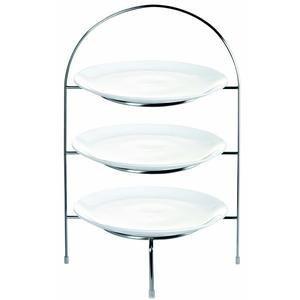 asa selection etagere gestell 3 stufig 38cm k che haushalt. Black Bedroom Furniture Sets. Home Design Ideas