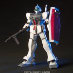 Bandai Hobby #38 GM COLD DISTRICTS, Bandai HGUC Action Figure - 1