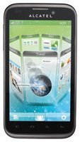 Alcatel One Touch 995 - Smartphone libre Android (pantalla táctil de 4,3
